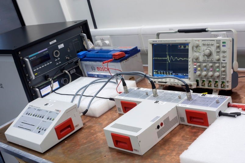 Electromagnetic Compatibility Test Equipment and Testing Services